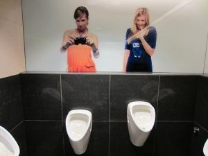 palladium toilet